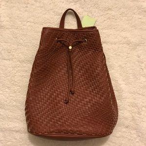 Deux Lux Cognac Varick Backpack